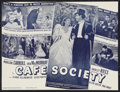Movie Posters:Comedy, Cafe Society & Others Lot (Paramount, 1939). Heralds (9)(Various Sizes). Comedy.. ... (Total: 9 Items)