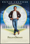"""Movie Posters:Fantasy, Field of Dreams (Universal, 1989). One Sheet (27"""" X 40"""") & Program (1 Page, 9"""" X 12""""). Fantasy.. ... (Total: 2 Items)"""