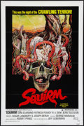 "Movie Posters:Horror, Squirm (American International, 1976). One Sheet (27"" X 41"") & Lobby Card Set of 8 (11"" X 14""). Horror.. ... (Total: 9 Items)"