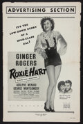 "Movie Posters:Comedy, Roxie Hart (20th Century Fox, 1942). Pressbook (28 pages, 11"" X17"") Multiple Pages). Comedy.. ..."