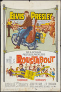 """Movie Posters:Elvis Presley, Roustabout (Paramount, 1964). One Sheet (27"""" X 41"""") & UncutPressbook (12 Pages, 12.25"""" X 15""""). Elvis Presley.. ... (Total: 2Items)"""