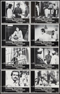 """Movie Posters:Drama, The Passenger (United Artists, 1975). Lobby Card Set of 8 (11"""" X 14""""). Drama.. ... (Total: 8 Items)"""