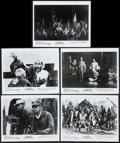 "Movie Posters:War, Kagemusha (20th Century Fox, 1980). Photos (10) (8"" X 10""). War..... (Total: 10 Items)"
