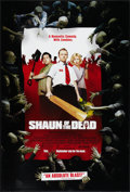 """Movie Posters:Comedy, Shaun of the Dead (Rogue Pictures, 2004). One Sheet (27"""" X 40""""). DS. Comedy.. ..."""