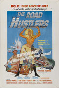 "Movie Posters:Action, The Road Hustlers (Saturn Productions, 1968). One Sheet (27"" X 41"") Lobby Card Set of 8 (11"" X 14""). Action.. ... (Total: 9 Items)"
