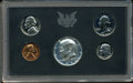 Proof Roosevelt Dimes, 1970 No S Proof Dime in a 1970-S Proof Set....