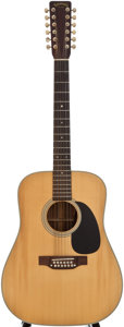 Musical Instruments:Acoustic Guitars, 1970's Takamine F-400S Natural 12 String Acoustic Guitar, SerialNumber #74091815....