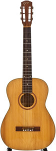 Musical Instruments:Acoustic Guitars, 1960's Goya F-11 Natural Classical Guitar, Serial Number#178672....