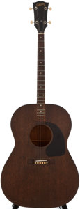 Musical Instruments:Acoustic Guitars, 1964 Gibson TG-0 Mahogany Acoustic Tenor Guitar, Serial Number #240867....