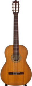 Musical Instruments:Acoustic Guitars, 1966 Yairi 250 Natural Acoustic Guitar, Serial Number #67....