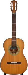 Musical Instruments:Acoustic Guitars, 1967 Epiphone Seville Natural Classical Guitar, Serial Number#055767....