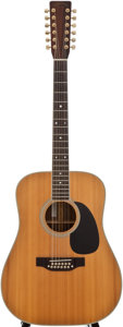 Musical Instruments:Acoustic Guitars, 1970's Takamine F-400S Natural Acoustic Guitar, Serial Number#78071403....