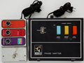 Musical Instruments:Amplifiers, PA, & Effects, Effects Pedal Lot Mu-Tron Phasor II and Maestro Phase Shifter... (Total: 2 Items)