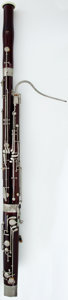 Musical Instruments:Horns & Wind Instruments, 1990's Renard by Fox Bassoon, Serial Number #22333....