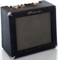 Musical Instruments:Amplifiers, PA, & Effects, 1960's Ampeg Reverberocket Guitar Amplifier....