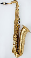 Musical Instruments:Horns & Wind Instruments, Circa late 1960's The Martin Committee Brass Tenor Saxophone, Serial Number #302029....