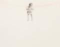 Post-War & Contemporary:Contemporary, FROM THE ESTATE OF DR. EDMUND P. PILLSBURY. PEGGY PREHEIM(American, b. 1963). Over the Rainbow, 2001. Pencil andwate...