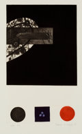 Prints:Contemporary, FROM THE ESTATE OF DR. EDMUND P. PILLSBURY. RADOVAN KRAGULY(Bosnian, b. 1936); AGATHE SOREL (Hungarian, b. 1936); ARTIST UN...(Total: 5 Items)
