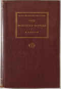 Books:Americana & American History, A. B. Parsons. The Porphyry Coppers. New York: AmericanInstitute of Mining, 1933. Third printing. Octavo. 581 pages...