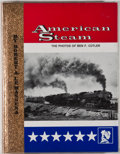 Books:Americana & American History, Robert A Le Massena. SIGNED/NUMBERED. American Steam.[Denver]: Sundance Books, [1987]. First printing. Signed...