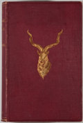 Books:Sporting Books, H. L. Houghton. Sport & Folklore in the Himalaya.London: Edward Arnold, 1913. First edition. Octavo. 332 pages.Num...