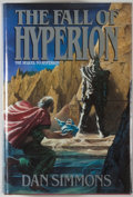 Books:Signed Editions, Dan Simmons. SIGNED. The Fall of Hyperion. New York: Doubleday, [1990]. First edition. Signed by t...