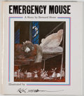 Books:Signed Editions, [Ralph Steadman]. Bernard Stone. SIGNED. Emergency Mouse. London: Andersen Press, 1978. First edition. S...