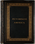 Books:Americana & American History, William Cullen Bryant, editor. Picturesque America; or,The Land We Live In. A Delineation by Pen and Pencil of th...(Total: 2 Items)