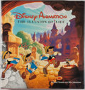 Books:Signed Editions, [Walt Disney]. SIGNED. Frank Thomas and Ollie Johnston. DisneyAnimation: The Illusion of Life. New York: Abbevi...
