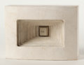Post-War & Contemporary:Contemporary, FROM THE ESTATE OF DR. EDMUND P. PILLSBURY. STEFAN ROLOFF (German, b. 1953). End, 2001. Mixed media. 2-3/4 x 5-1/4 x 3...