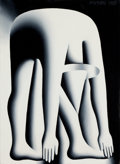 Post-War & Contemporary:Contemporary, MARK KOSTABI (American, b. 1960). Body by Jake, 1988. Oil oncanvas. 30 x 22 inches (76.2 x 55.9 cm). Signed, titled and...