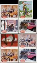 "Movie Posters:Animated, 101 Dalmatians (Buena Vista, 1961). Lobby Cards (8) (11"" X 14"").Animated.. ... (Total: 8 Items)"