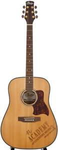 Musical Instruments:Acoustic Guitars, Copley CA-50 Natural Acoustic Guitar....