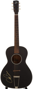 Musical Instruments:Acoustic Guitars, 1930's Gibson L-0 Refinished Acoustic Guitar....