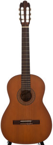 Musical Instruments:Acoustic Guitars, 1970 Alvarez by Yairi Natural Classical Guitar, Serial Number #122....