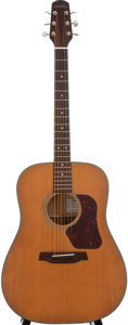 Musical Instruments:Acoustic Guitars, Walden D570 Natural Acoustic Guitar, Serial Number#053921....
