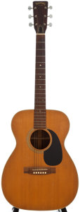 Musical Instruments:Acoustic Guitars, 1970's Takamine Natural Acoustic Guitar, Serial Number#73921050....
