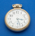 Timepieces:Pocket (post 1900), Elgin 16 Size 23 Jewel Veritas Pocket Watch. ...