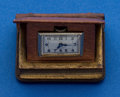 Timepieces:Other , Swiss Scarce Book Form Purse Watch. ...