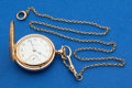 Timepieces:Pocket (post 1900), Hampden Choice 3-0 Size Hunter's Case Pocket Watch. ...