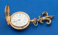 Timepieces:Pocket (post 1900), Hampden 3-0 Size Hunter's Case With Pin Pocket Watch. ...