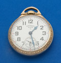 Timepieces:Pocket (post 1900), Elgin B.W. Raymond 21 Jewel Pocket Watch. ...