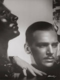 Photographs:20th Century, GEORGE HURRELL (American, 1904-1992). Douglas Fairbanks,1933. Gelatin silver, 1979. 48 x 36 inches (121.9 x 91.4 cm). E...