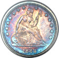 Proof Seated Quarters, 1888 25C PR65 NGC. CAC....