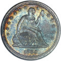 Proof Seated Quarters, 1859 25C PR65 NGC....