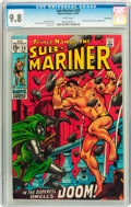 Silver Age (1956-1969):Superhero, The Sub-Mariner #20 Twin Cities pedigree (Marvel, 1969) CGC NM/MT 9.8 White pages....