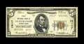 National Bank Notes:Pennsylvania, Beaver Falls, PA - $5 1929 Ty. 2 First NB Ch. # 14117. While the census now stands at 21 of the 1929 series from here, ...
