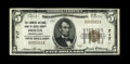 National Bank Notes:Pennsylvania, Bristol, PA - $5 1929 Ty. 1 The Farmers NB of Bucks County Ch. #717. This Extremely Fine Serial #1 is a significant...