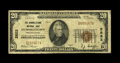 National Bank Notes:Pennsylvania, Hummelstown, PA - $20 1929 Ty. 1 The Hummelstown NB Ch. # 2822. Welast sold this note at our 2004 Milwaukee Central Sta...