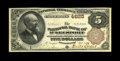 National Bank Notes:Pennsylvania, McKeesport, PA - $5 1882 Brown Back Fr. 472 The NB of McKeesportCh. # 4625. While listed in the census for many years, ...